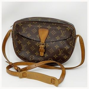 Authentic Louis Vuitton Jeune Fille Crossbody
